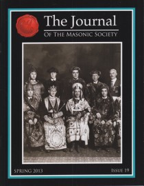 The Journal of The Masonic Society, Issue #19