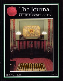The Journal of The Masonic Society, Issue #20