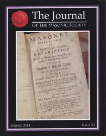 The Journal of The Masonic Society, Issue #24