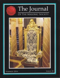The Journal of The Masonic Society, Issue #25