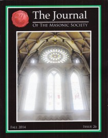 The Journal of The Masonic Society, Issue #26