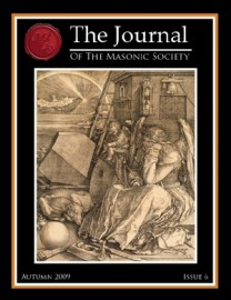 The Journal of The Masonic Society, Issue #6