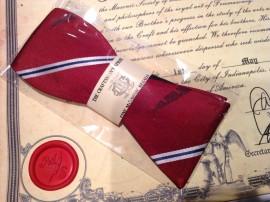 The Masonic Society BOW Tie